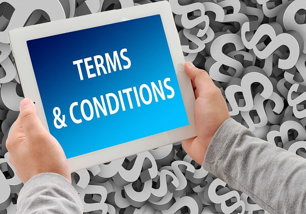 terms and conditions image - Blog.rental.cloud
